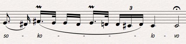 Sokolovo Pattern