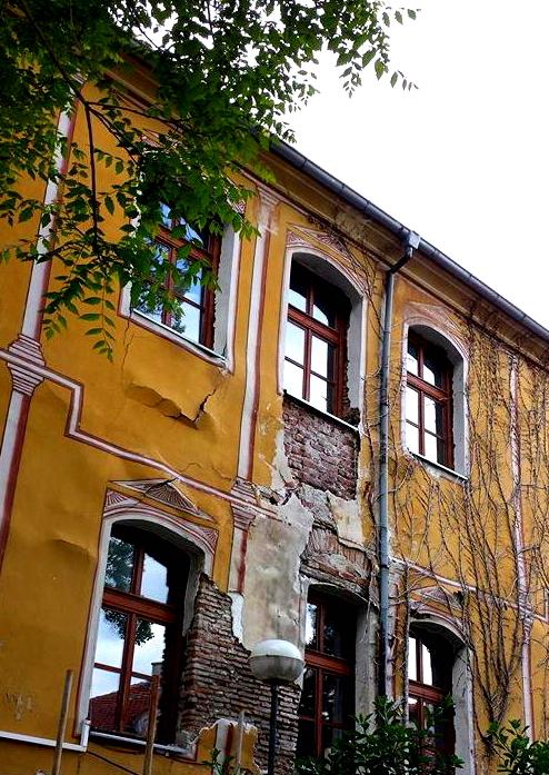 The Yellow School